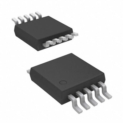 1/1 Transceiver Full RS422, RS485 10-VSSOP