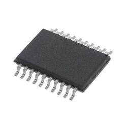 Cirrus Logic Inc. - 24 Bit Analog to Digital Converter 2 Input 1 Sigma-Delta 20-SSOP