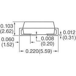 243V Clamp 2.5A Ipp Tvs Diode Surface Mount SMB (DO-214AA) - Thumbnail