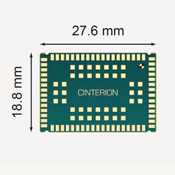 EHS5-E Rel.4, 2G / 3G GSM GPRS Modül +Java - Thumbnail