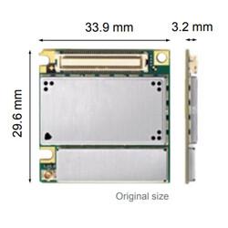 TC63i Rel.1.1, 2G GSM / GPRS Modül (Konnektörlü) - Thumbnail