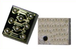 3-AXIS Accelerometer X, Y, Z Axis ±2g, 4g, 8g, 12g, 16g 8-CSP (1.29x1.09) - Thumbnail