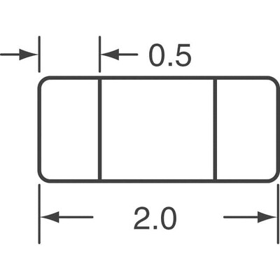 30 Ohms @ 100MHz 1 Power Line Ferrite Bead 0805 (2012 Metric) 4A 14mOhm
