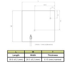 Hücresel 3G MIMO Esnek Anten, 100 mm Kablo - Thumbnail