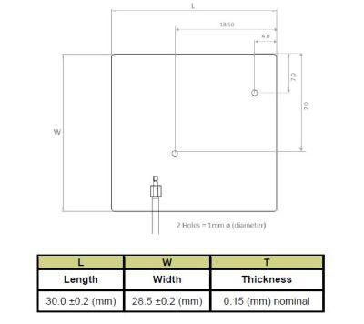 Hücresel 3G MIMO Esnek Anten, 100 mm Kablo
