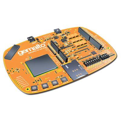Gemalto Java Concept Board - EHS6 2G/3G (Arduino Shield uyumlu)