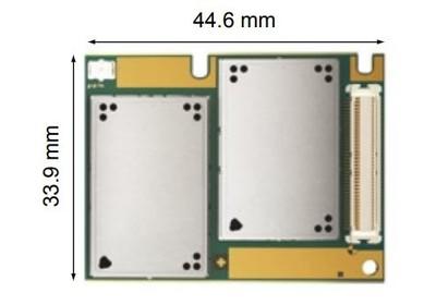 EU3-E, 3G UMTS / HSPA Modül (Konnektörlü)