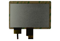 "7"" High Brightness & High Resolution LCD TFT - Thumbnail"