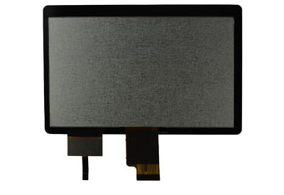 "7"" High Brightness & High Resolution LCD TFT"