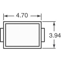 96.8V Clamp 6.2A Ipp Tvs Diode Surface Mount DO-214AA (SMB) - Thumbnail