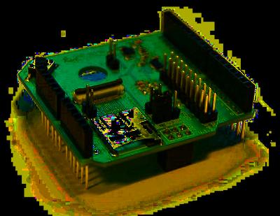 Riverdi TFT Arduino SHIELD