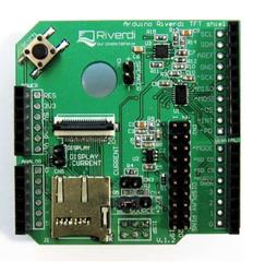 Riverdi TFT Arduino SHIELD - Thumbnail