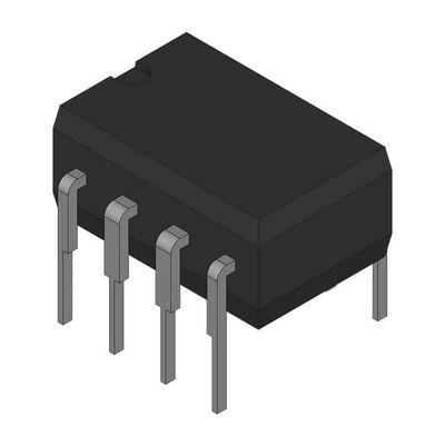 Audio Amplifier 2 Circuit 8-PDIP
