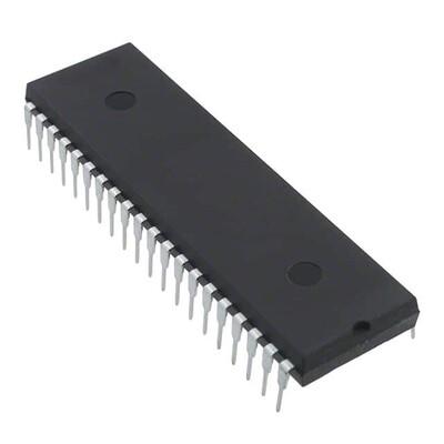 AVR AVR® ATmega Microcontroller IC 8-Bit 20MHz 128KB (64K x 16) FLASH 40-PDIP