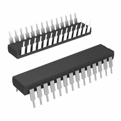 AVR AVR® ATmega Microcontroller IC 8-Bit 20MHz 32KB (16K x 16) FLASH 28-PDIP