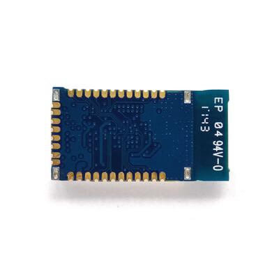 Bluetooth Bluetooth v2.1 +EDR, Class 2 Transceiver Module 2.4GHz Integrated