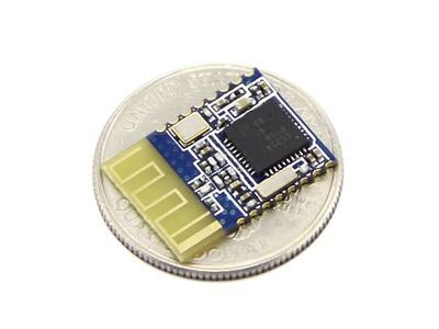 Bluetooth v4.0, HM-11 Modül, 2.4GHz, Trace Anten SMD