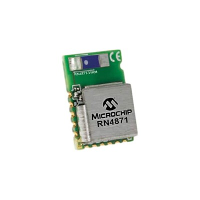 Bluetooth v5.0 Transceiver Module 2.4GHz Integrated, Chip Surface Mount