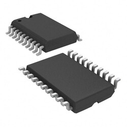 Buffer, Non-Inverting 1 Element 8 Bit per Element 3-State Output 20-SOIC - Thumbnail