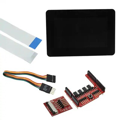 Capacitive Graphic LCD Display Module