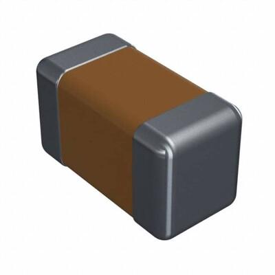 82pF ±1% 100V Ceramic Capacitor C0G, NP0 0603 (1608 Metric)