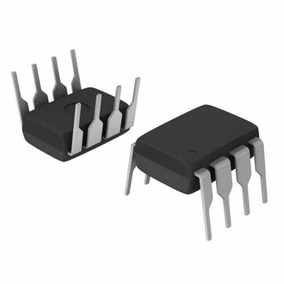 Converter Offline Boost, Buck, Flyback, Forward Topology Up to 1MHz 8-PDIP