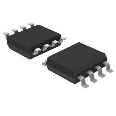 Current Sensor Hall Effect Open Loop Bidirectional 8-SOIC