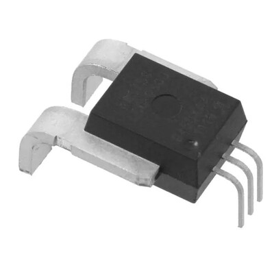 Current Sensor 50A 1 Channel Hall Effect, Open Loop Unidirectional 5-CB Formed Leads, PFF