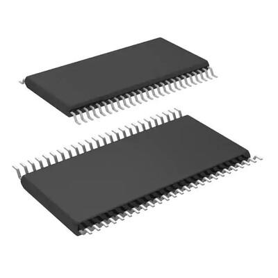 D-Type Transparent Latch 2 Channel 8:8 IC Tri-State 48-TSSOP