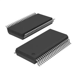 D-Type Transparent Latch 2 Channel 8:8 IC Tri-State 48-TSSOP - Thumbnail