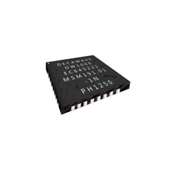 DW1000-I-TR13 - DECAWAVE IC RF TXRX 802.15.4 48QFN - Thumbnail