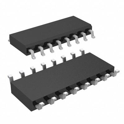 Digital Potentiometer 10k Ohm 2 Circuit 256 Taps I²C Interface 16-SO