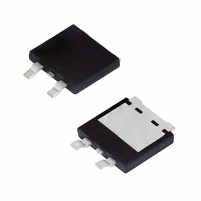 Diode Array 1 Pair Common Cathode Schottky 100V 5A Surface Mount TO-263-3, D²Pak (2 Leads + Tab) Variant
