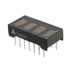 OSRAM Opto Semiconductors Inc. - Dot Matrix Display Module 5 x 7 Green 7-Bit ASCII