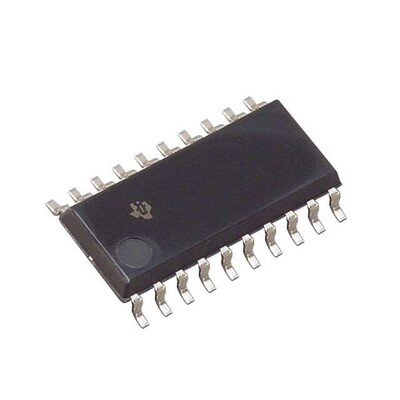 Flip Flop 1 Element D Type 8 Bit Positive Edge 20 SOIC