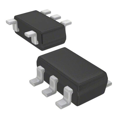 General Purpose Amplifier 1 Circuit Rail-to-Rail SOT-23-5