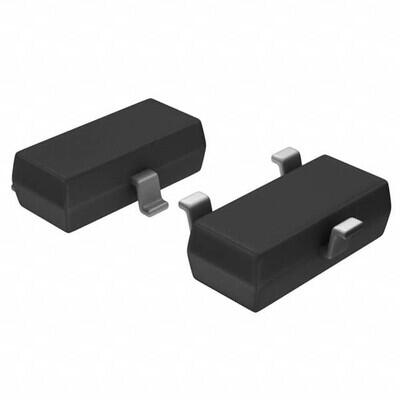 Hall Effect Sensor Single Axis Analog SOT23