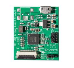 Hermes Board Rev 1.2. Eval. Board - Thumbnail