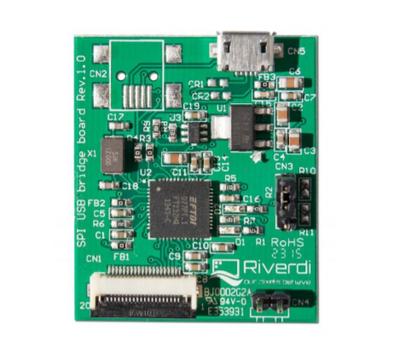Hermes Board Rev 1.2. Eval. Board