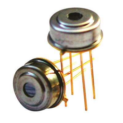 Miniature Single Thermopile Sensor, FOV: 70°,Thermistor Ref, CMOS compatible, TO39