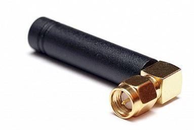 Hücresel Anten 2G GSM / GPRS 3G UMTS / HSPA LOW PROFILE SMA Male Konnektörlü