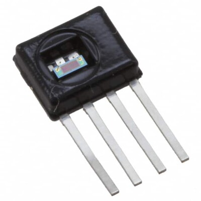 Humidity Temperature Sensor 0 ~ 100% RH 3.3V I2C 3% 4SIP