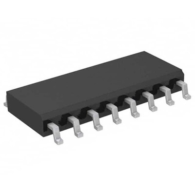 Inverter IC 6 Channel 16-SOIC
