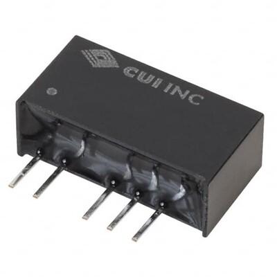 Isolated Module DC DC Converter 2 Output 9V -9V 56mA, 56mA 4.5V - 5.5V Input