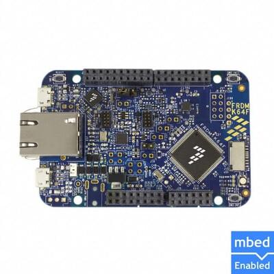K24, K63, K64, mbed-Enabled Development Freedom Kinetis ARM® Cortex®-M4 MCU 32-Bit Embedded Evaluation Board