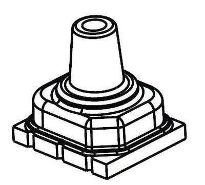 Kart Tipi Basınç Sensörü ABP Serisi