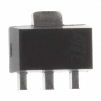 Linear Voltage Regulator IC 1 Output 100mA SOT-89-3
