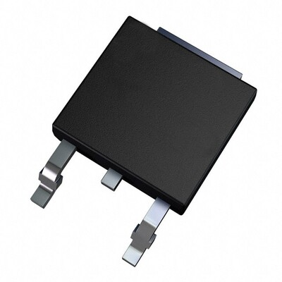 Linear Voltage Regulator IC Positive Fixed 1 Output 500mA TO-252-3