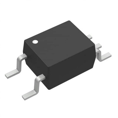 Logic Output Optoisolator 10MBd Push-Pull, Totem Pole 3750Vrms 1 Channel 20kV/µs CMTI 5-SO