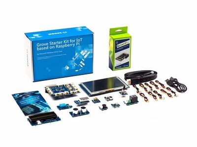 Microsoft IoT Grove Kit